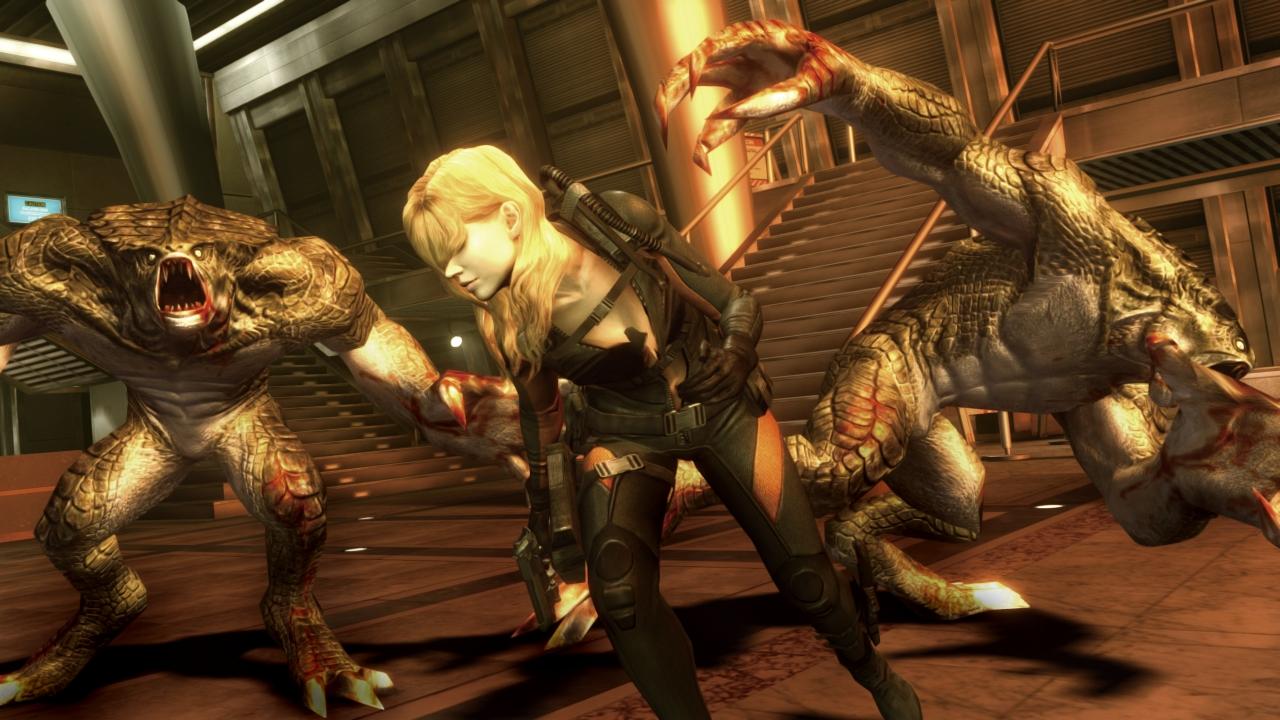 Resident Evil Revelations 10