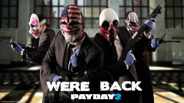 Payday 2 Wallpapers in 1080P HD GamingBoltcom Video