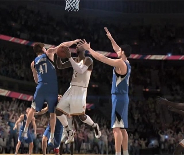 Nba Live 14 To Support Ps4s Touchpad Controls No Difference Between Ps4 Xbox One Versions