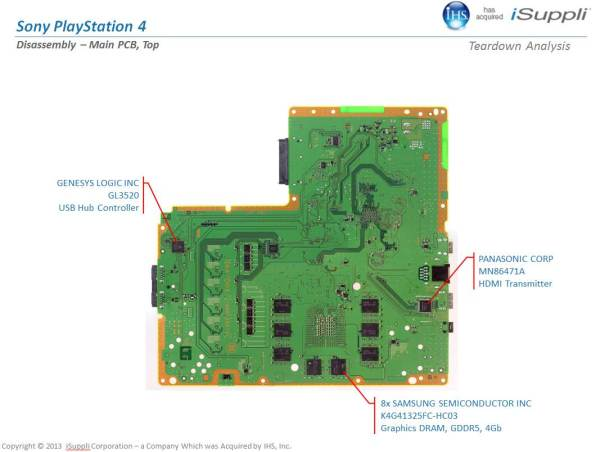 Ps4 Controller Motherboard Layout Diagram - Year of Clean Water