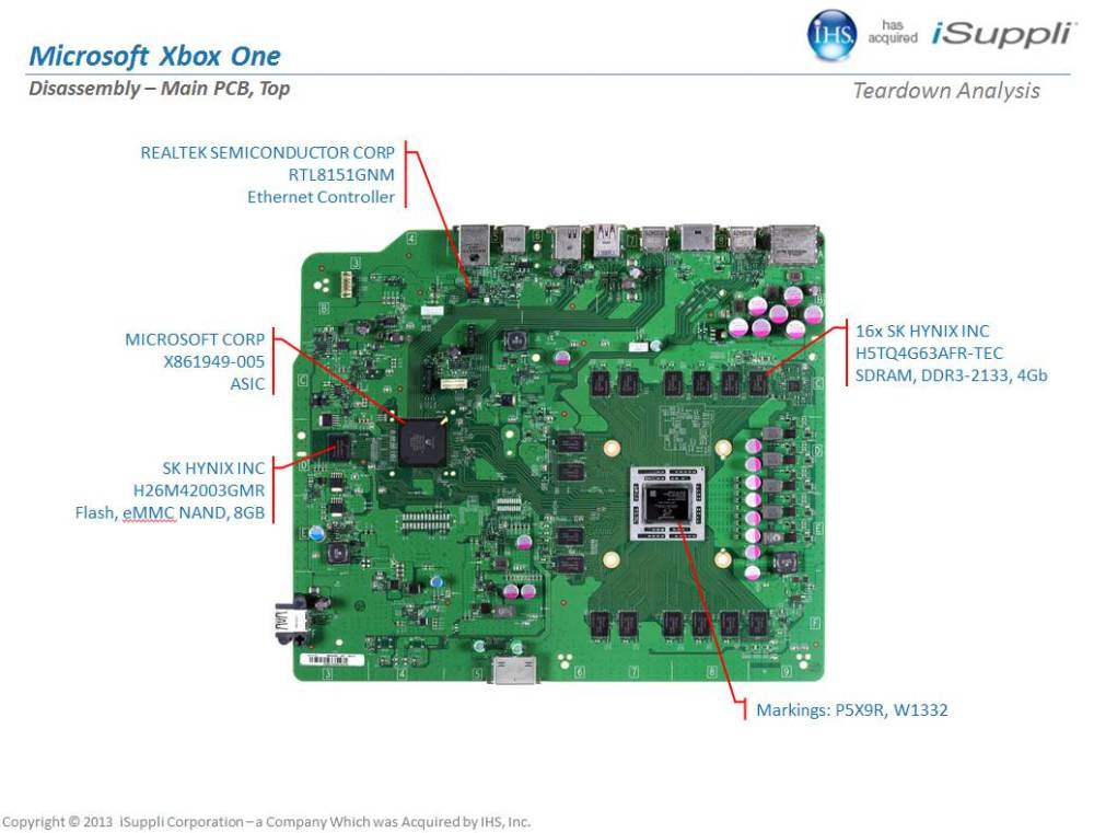 medium resolution of pcb xbox one diagram simple wiring post