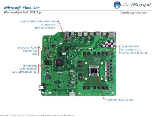 small resolution of pcb xbox one diagram simple wiring post