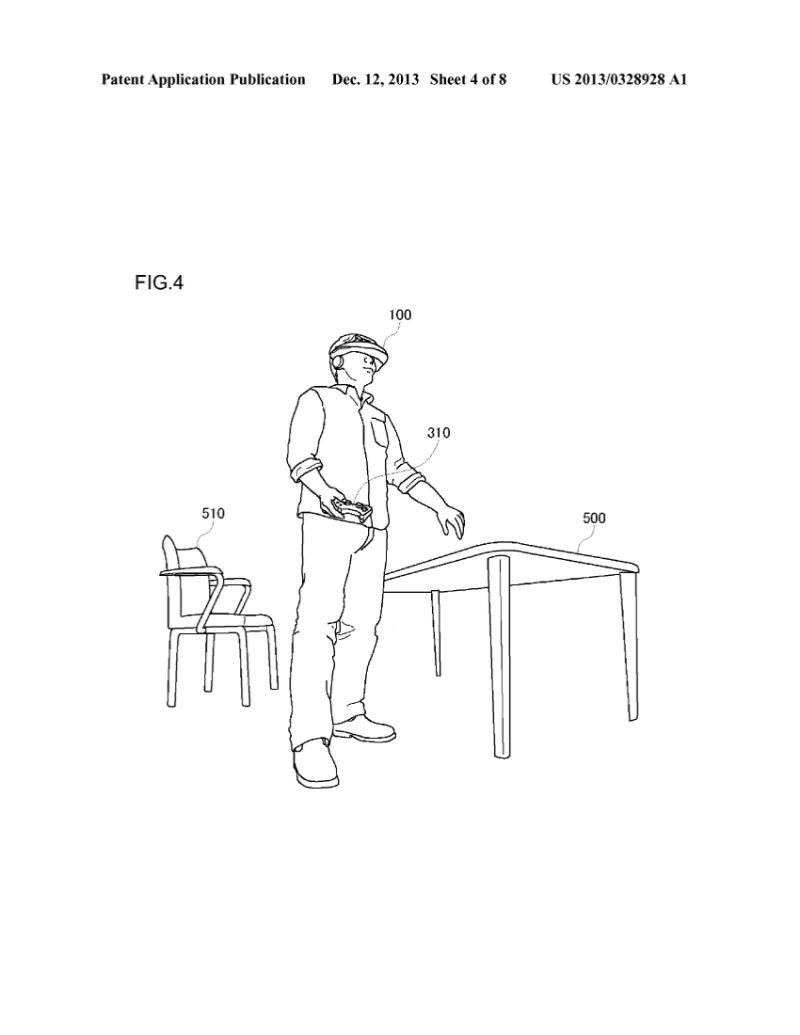 Sony Files Another Patent for PS4 Head-Mounted Display