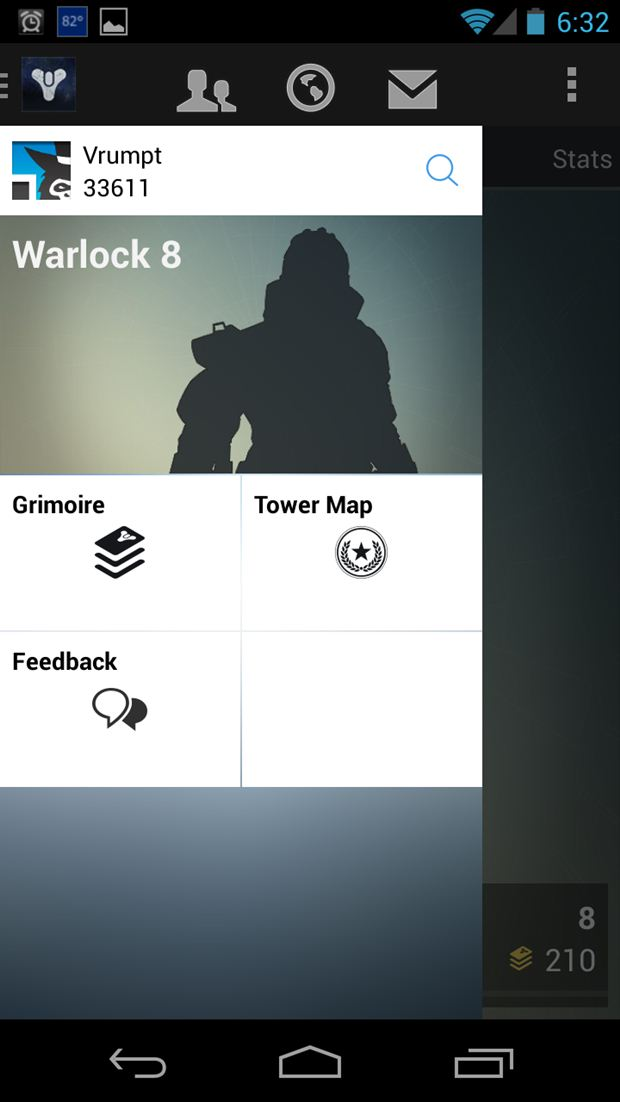 Destiny Companion App Receives A Ton Of New Screenshots