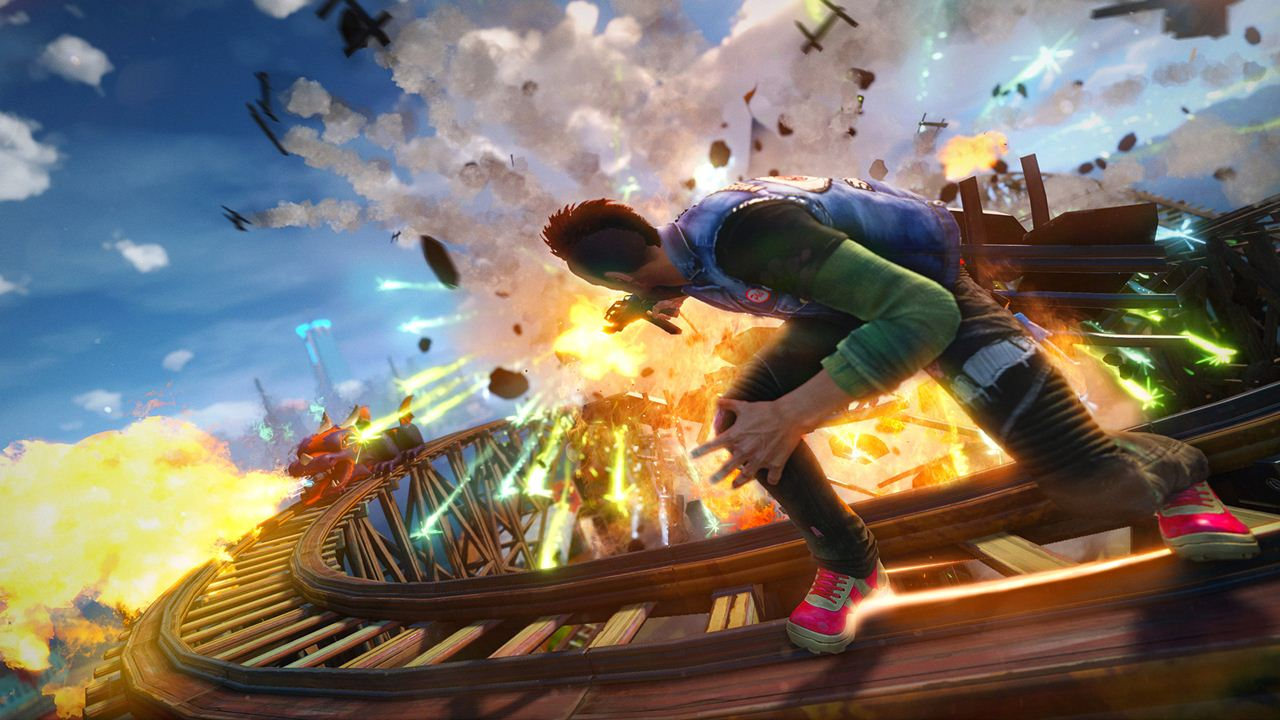 Does Sunset Overdrive Mark A New Dawn For Xbox One