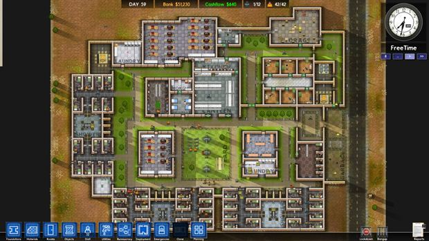 Prison Architects Escape Mode Coming To PS4 And Xbox One