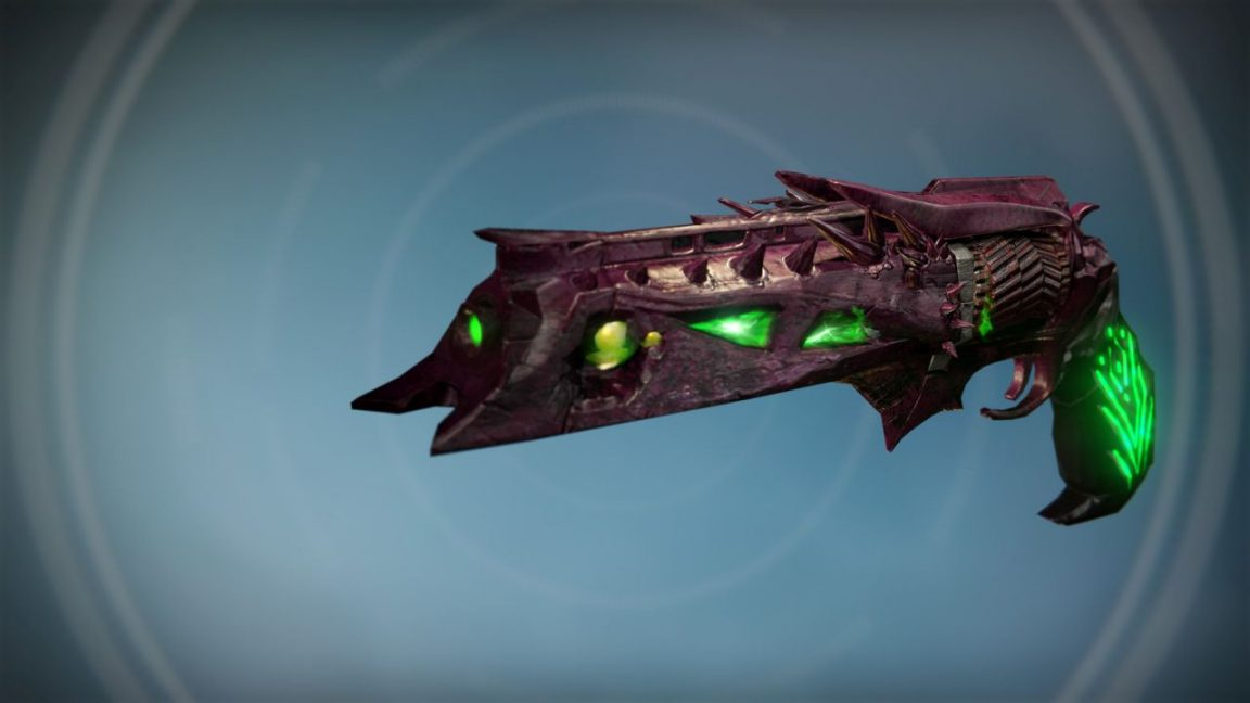 Destiny The Dawnings New Exotics Weapon Ornaments