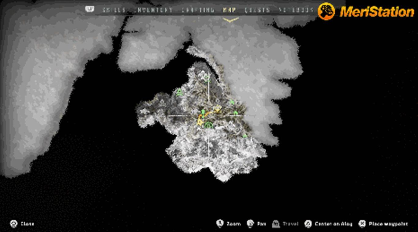 Horizon Zero Dawn Map Size Revealed LevelCamp Guides