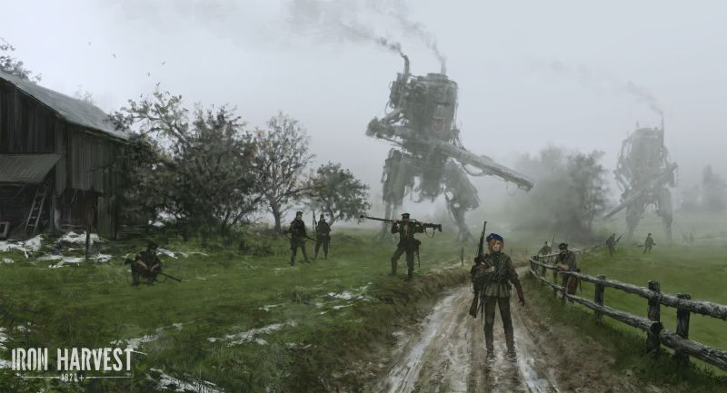 Iron Harvest First Gameplay Trailer Showcases 1920s