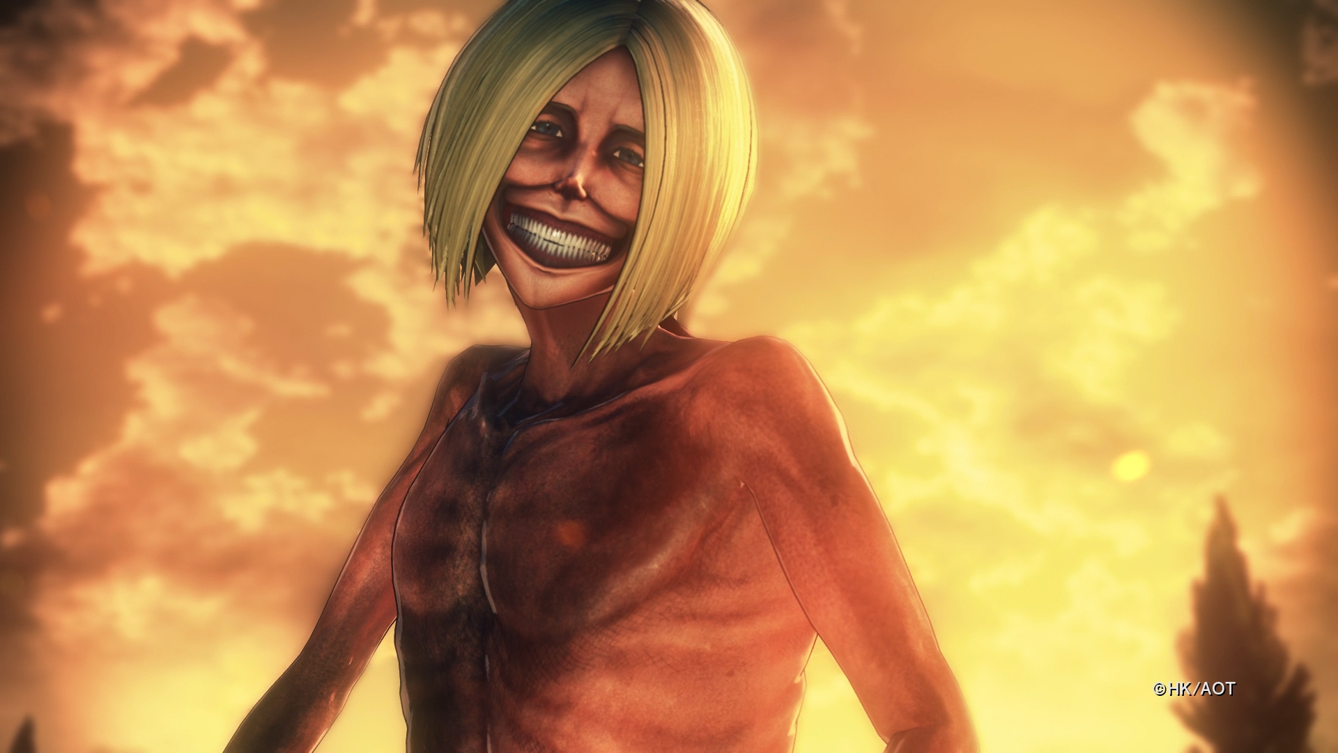 Attack On Titan 2 Revealed, Releasing In 2018