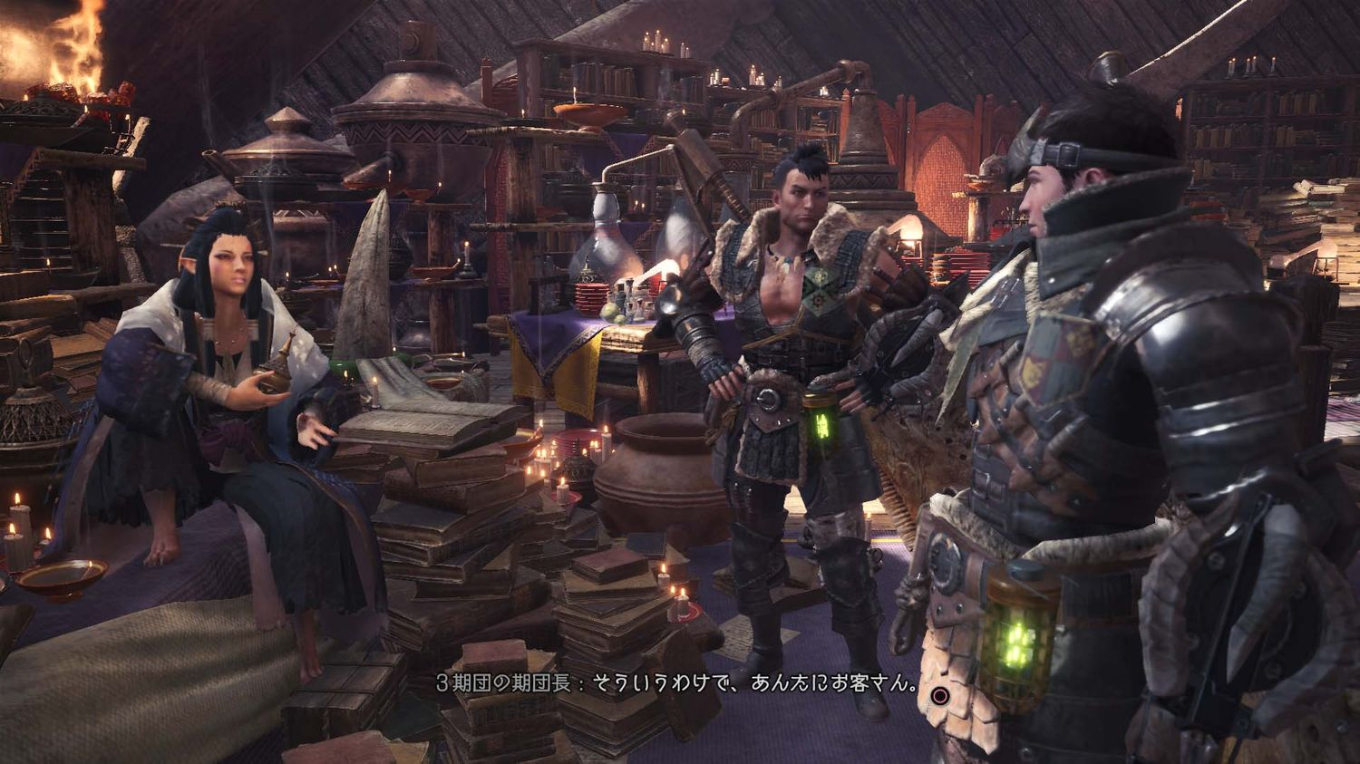 Monster Hunter World Continues To Look Great In New 1080p Screenshots