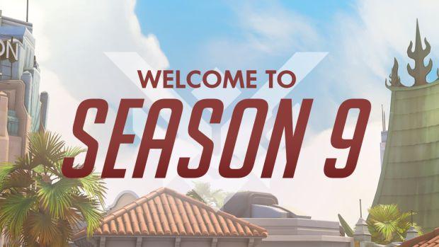 Overwatch Season 9