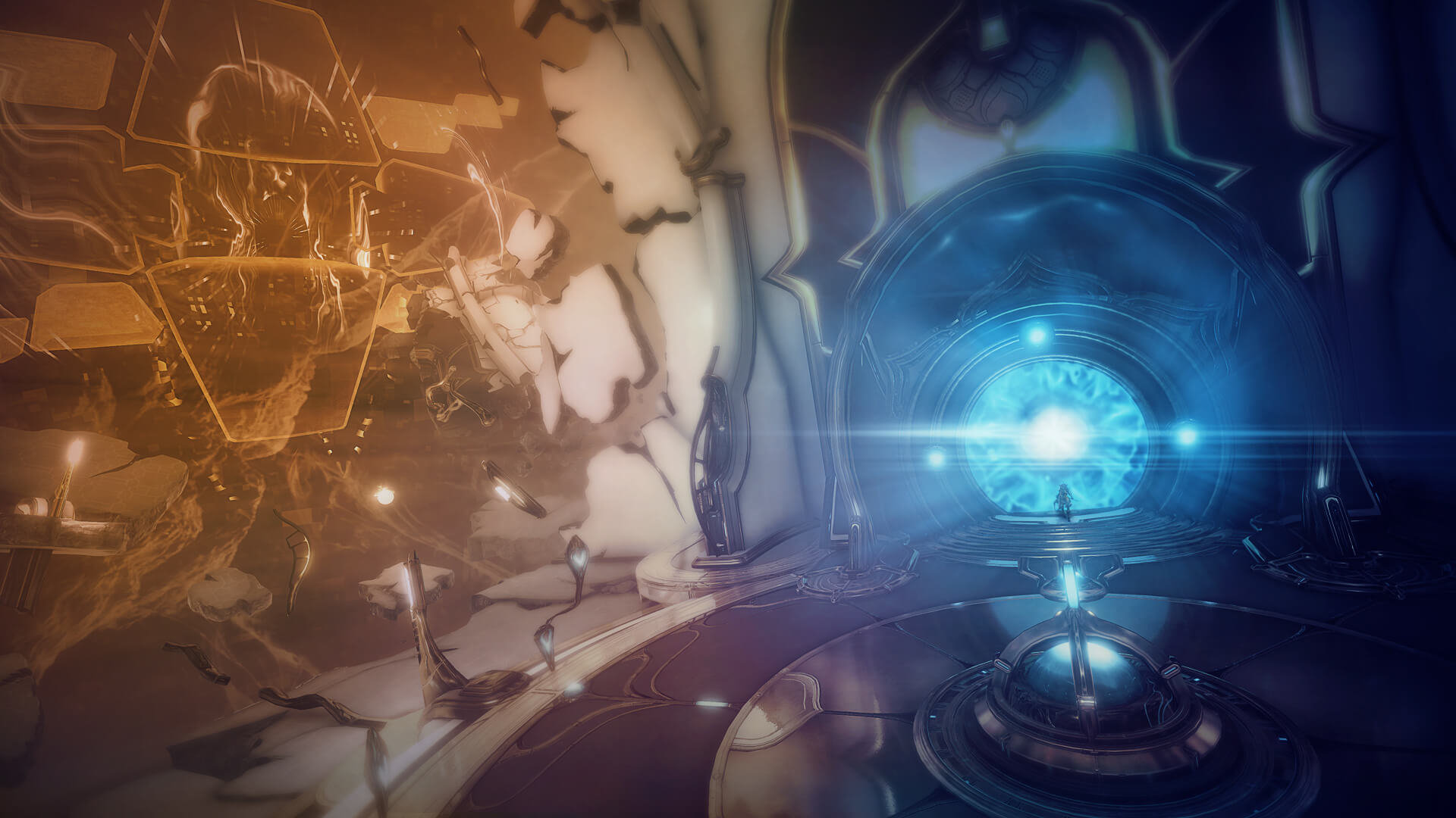 Warframes New Sanctuary Onslaught Mode Khora Frame And
