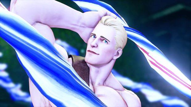 Street Fighter 5_Cody