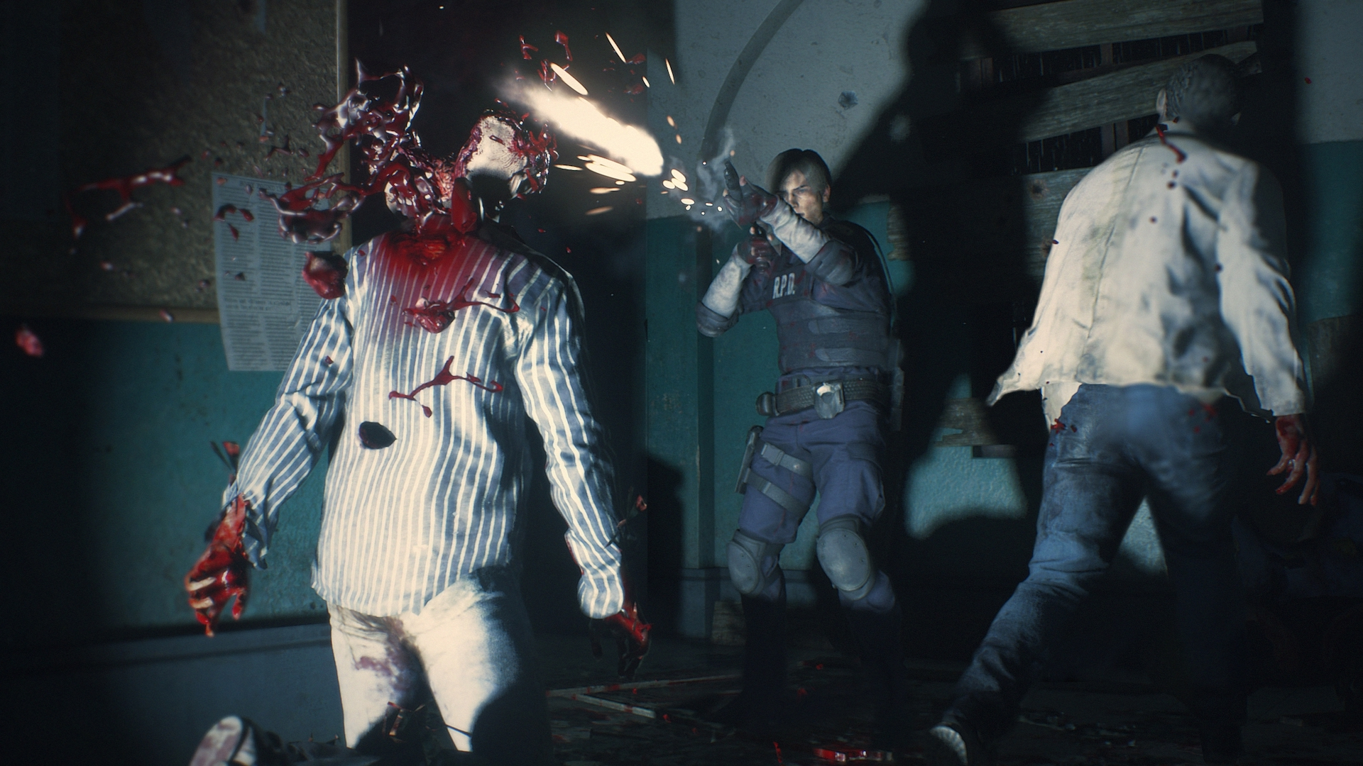 Final Fantasy 7 Remake And Resident Evil 2 Rank High In
