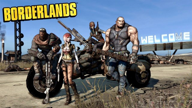 Borderlands movie characters