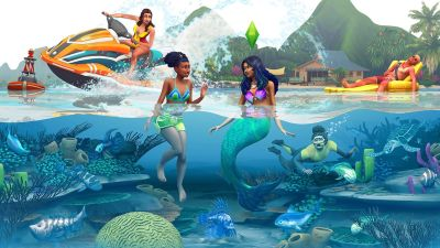 The Sims 4: Island Living Leaked, First Screenshots and ...