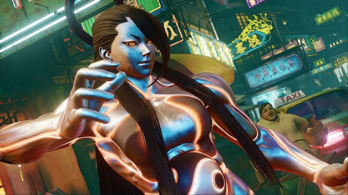 Image result for Street Fighter 5: Champion Edition seth