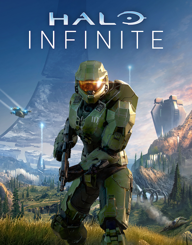 Halo Infinite : Halo Infinite Box Art Is Giving Off Major Combat Evolved Vibes