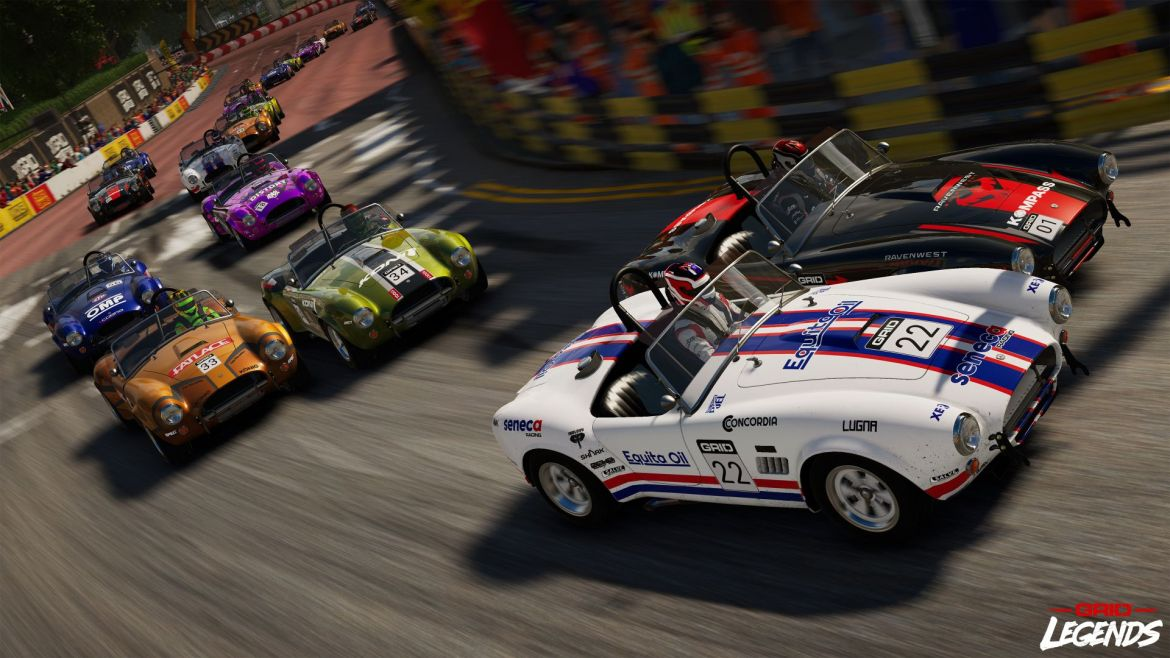 GRID Legends Releases in 2022, Includes New Story Mode