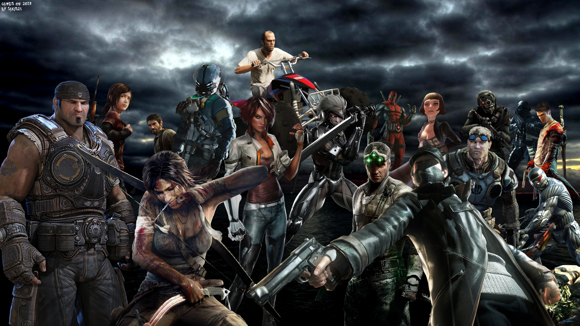 Best Games Of 2013  Gaming Central