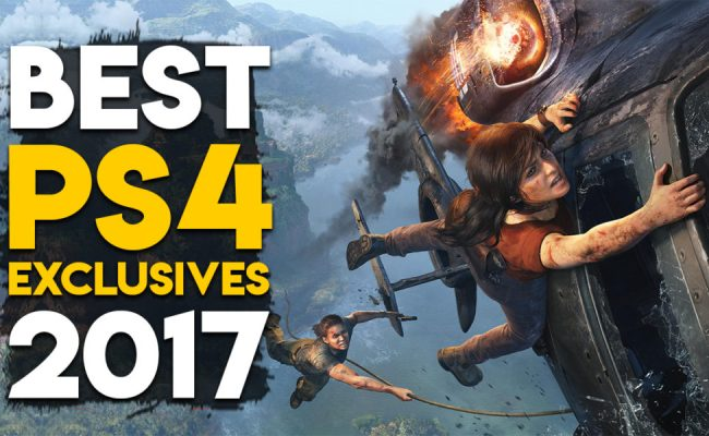 Top 10 Best Ps4 Exclusive Games Of 2017 Gaming Central