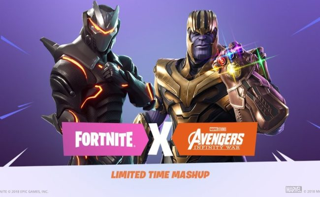 Fortnite Infinity Gauntlet Archives Gaming Central