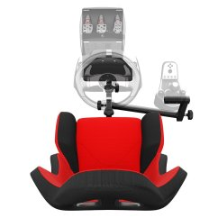 Driving Simulator Chair For Lower Back Support Openwheeler Racing Seat