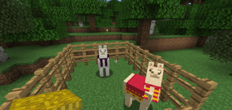 How to breed llamas in Minecraft