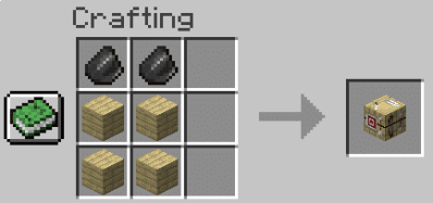 How to make fletching table minecraft
