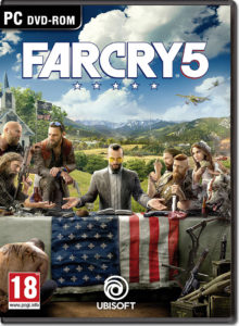 far cry 5 pc cover