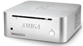 Der Amiga mini. (Foto: Commodore USA)