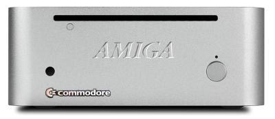 Der Commodore Amiga mini (Foto: Commodore USA)