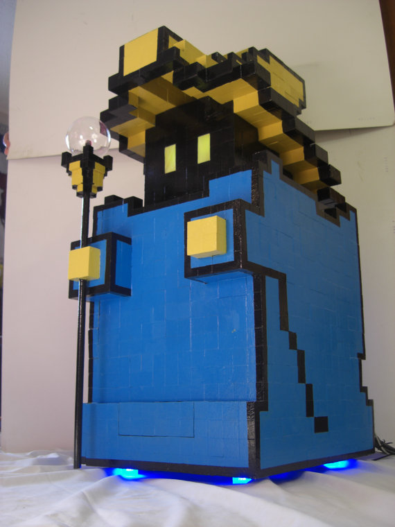Der Black Mage aus Zelda als PC-Case (Foto: Etsy.com)