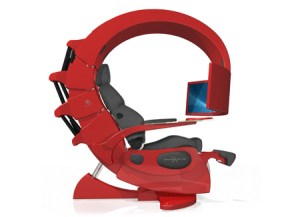 Den Emperor 200 gibt es auch in roter Farbe (Foto: mwelab.com)