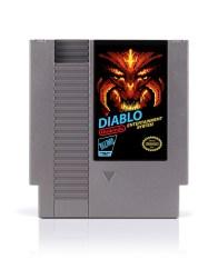 Diablo fürs NES? (Foto: 72 Pins)