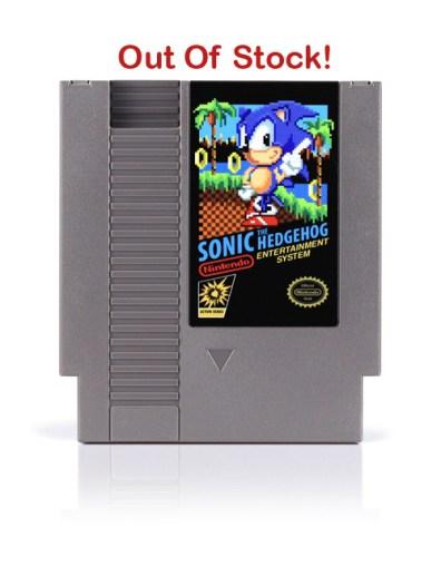 Sonic fürs NES? (Foto: 72 Pins)