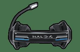 Das Warhead-Gamingheadset im Halo 4-Design. (Foto: Mad Catz)