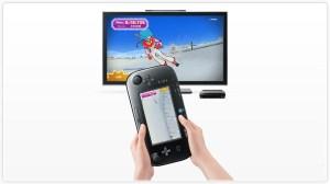 Bewegungssteuerung auch auf der Wii U? Okay, aber von der Couch aus, oder? (Foto: Nintendo)