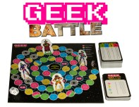 Geek Battle im Retro-Look. (Foto: GetDigital)