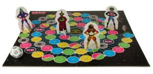 Das Spielbrett mit den Figuren. (Foto: GetDigital)