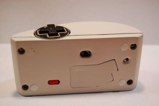 Maus-Rückseite. (Foto: instructables.com)