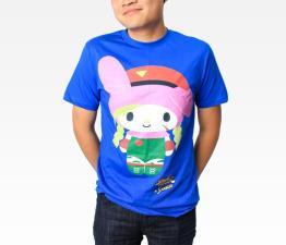 Shirt für Kids und Erwachsene. (Foto: sanrio.com)