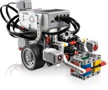 Arbeitsmaschine. (Foto: LEGO)