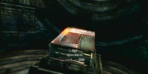 Das Buch aus dem Spiel. (Foto: Youtube)