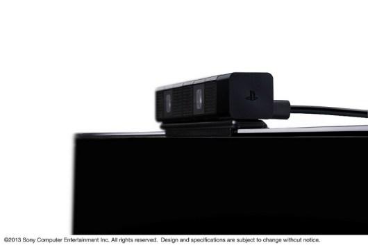 Die neue Kamera für die PS4. (Foto: Sony)