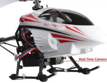 Der Hubschrauber. (Foto: Brando)