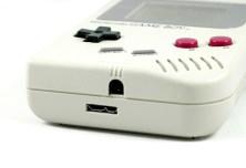 Gameboy (Color) als externe Festplatte. (Foto: Etsy)
