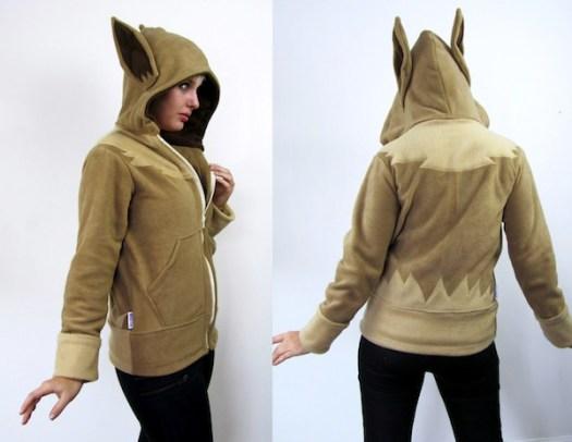 Pokemon Evolution-Outfit. (Foto: Etsy)