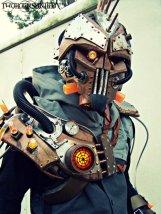 Steampunk-Maske. (Foto: Etsy)